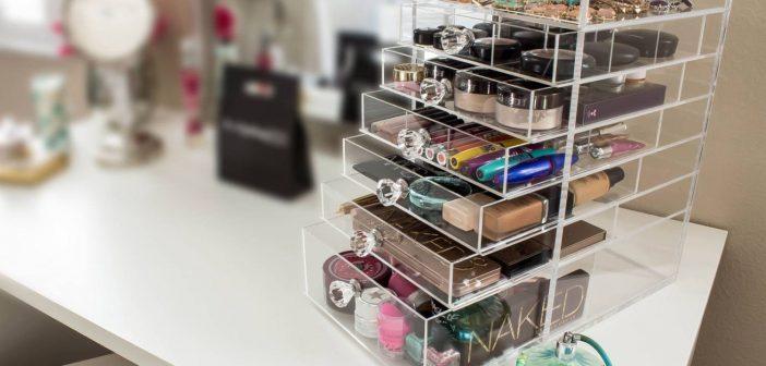 Maquiagens – 4 dicas para organizar