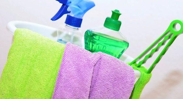 Casa limpa em minutos – Dicas práticas de limpeza