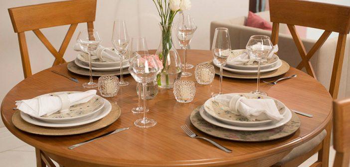 Como decorar a sala de jantar