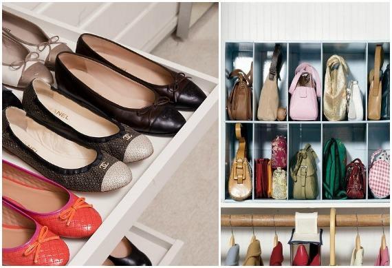 Como organizar um guarda roupa feminino for Como organizar mi armario