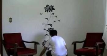 Sua parede com personalidade