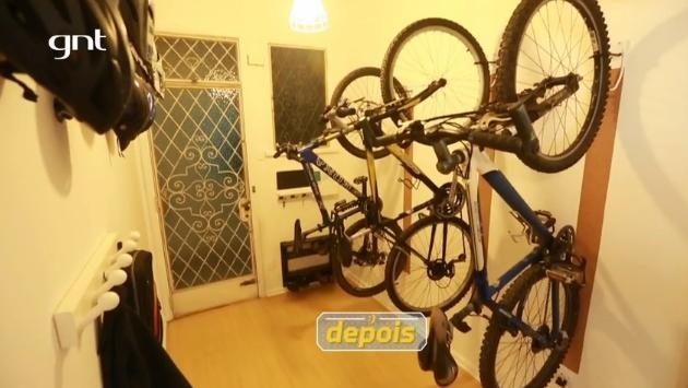 Bicicletas organizadas