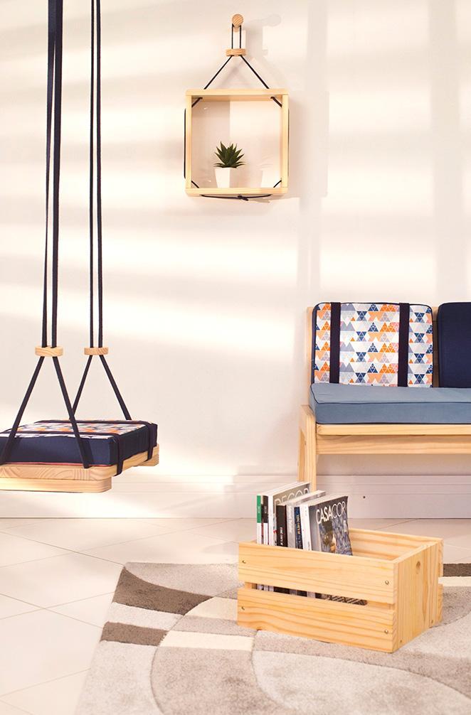 sala-de-estar-multifuncional-com-balanço-e-nicho
