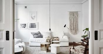 Branco na decoracao como usar para aumentar o espaco do ambiente