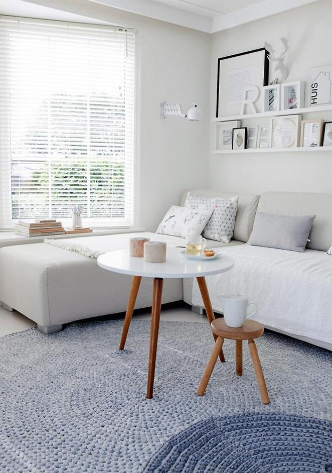 Branco na decoracao como usar com objetos coloridos