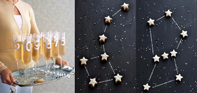 Decoraç u00e3o de ano novo simples # Decoração De Ano Novo Simples E Barata