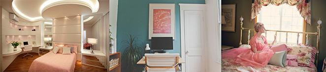 decore sua casa com a cor tendencia de 2016, o rosa quartzo - como usar rosa quartzo na decoracao do quarto