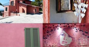 decore sua casa com a cor de 2016 - aprenda a usar paredes rosa quartzo na decoracao