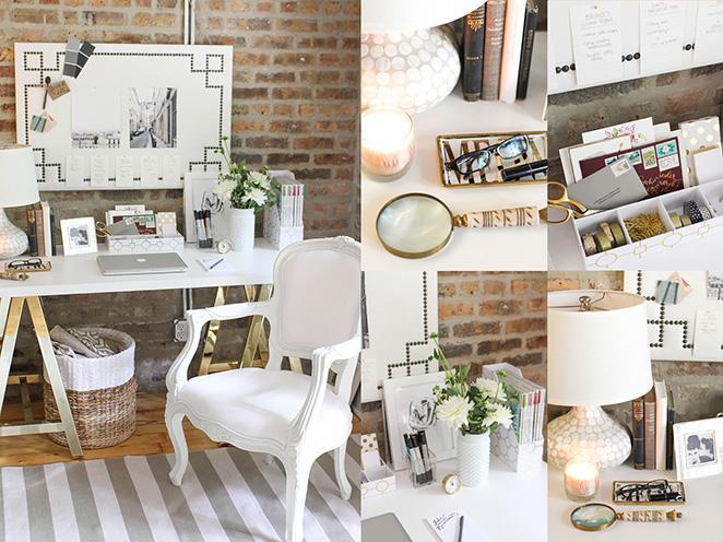 como decorar o escritorio com decoracao classica