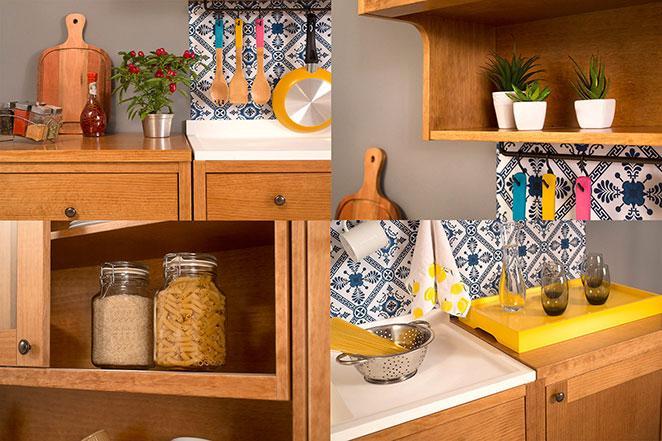 moveis para cozinha com decoracao