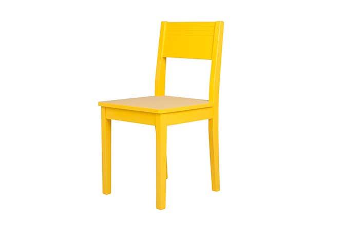 cadeira amarela em promocao a queimmma voltou