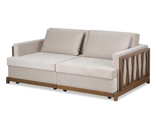 sofa retratil em promocao a queimmma voltou