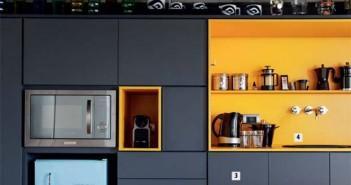 como organizar armarios de cozinha
