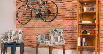 bicicleta na decoracao