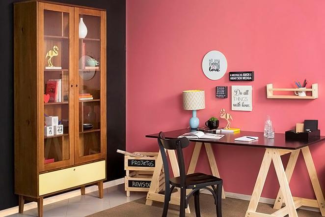 como cuidar de moveis de madeira para home office