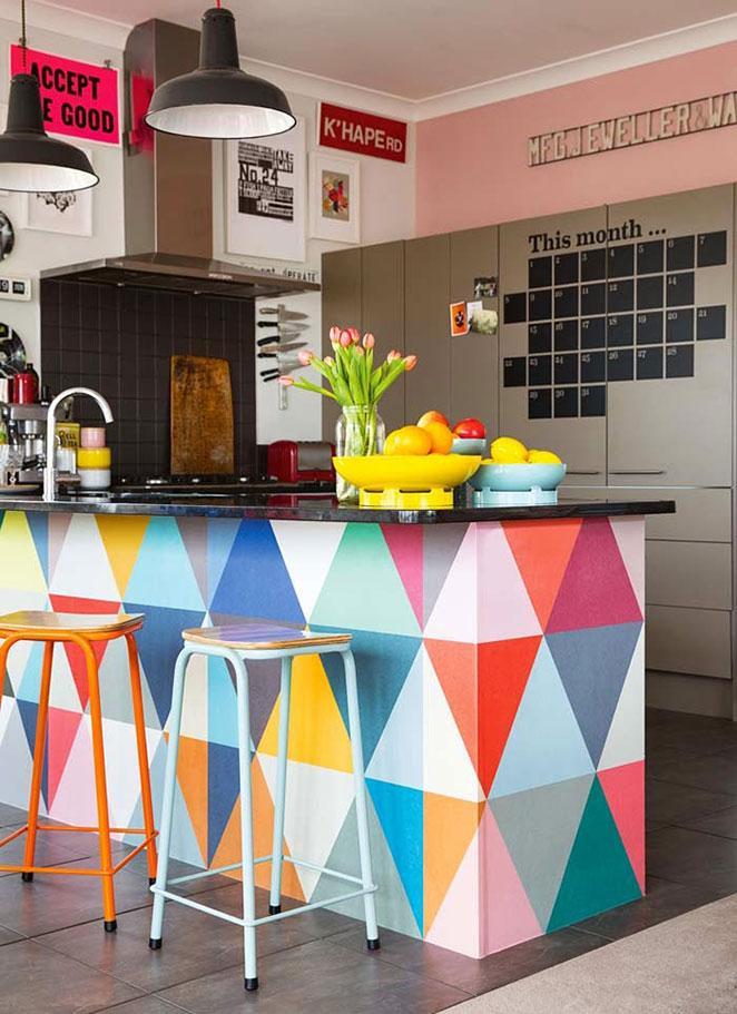 como limpar com vinagre a sua cozinha