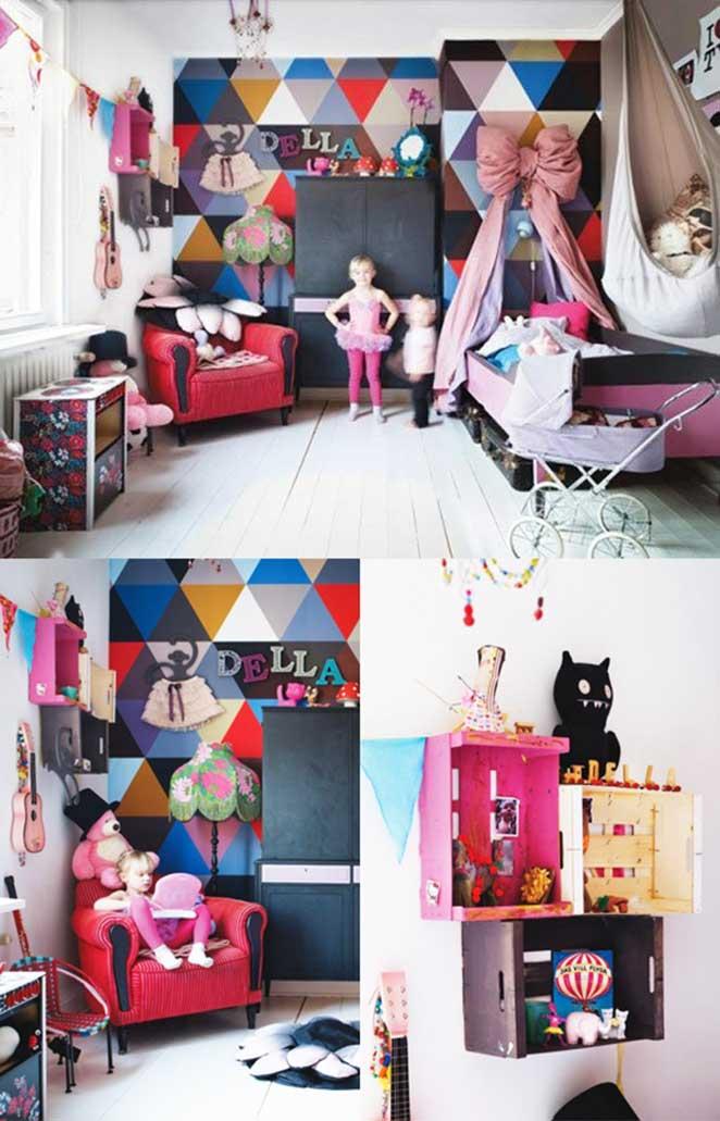 decoracao para quarto infantil