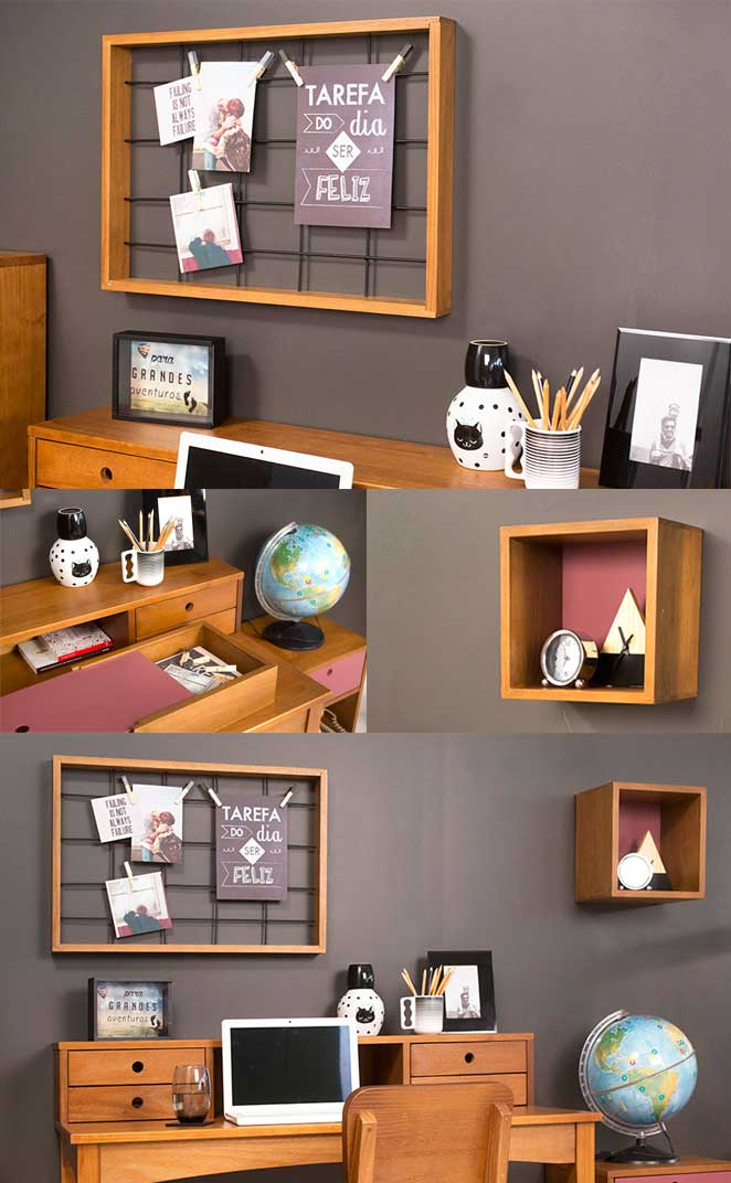 moveis de escritorio que ajudam na organizacao