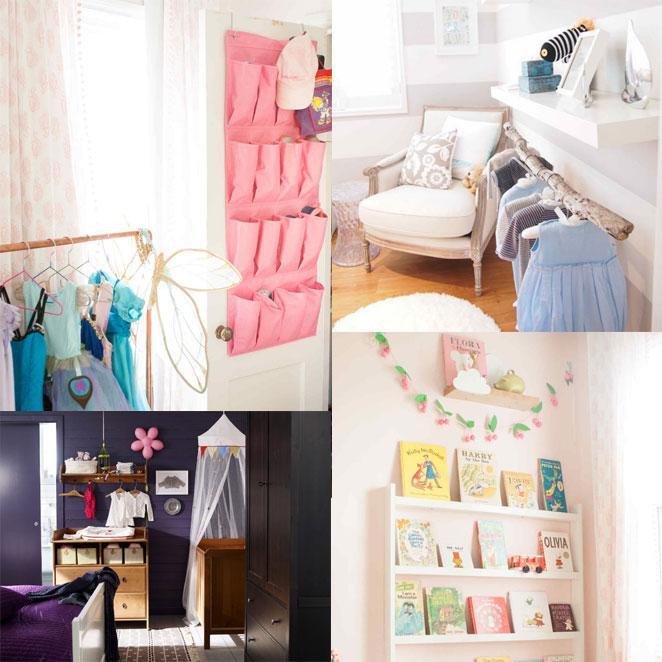 Aproveite o espaço vertical do quarto compartilhado com o bebe