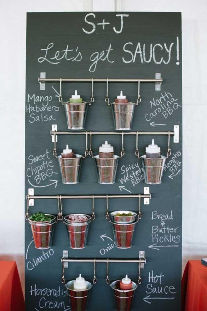 ideias criativas para receber amigos em casa