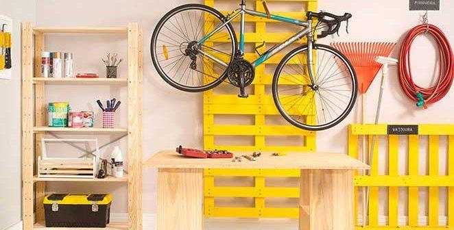 Aproveitando o espaço vertical para organizar