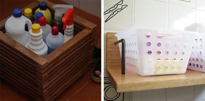 lavanderia com atelie de costura