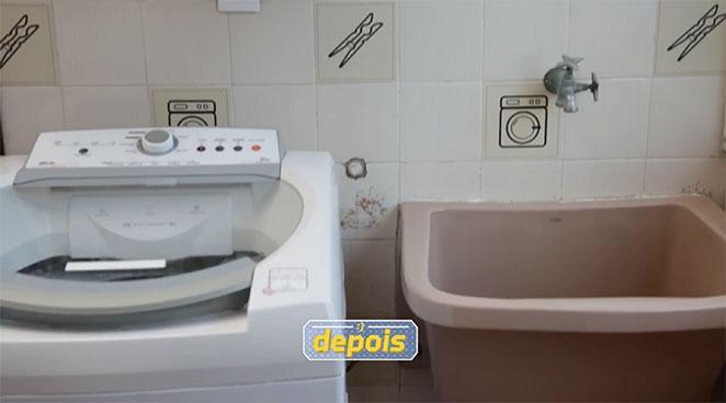 lavanderia com atelie