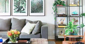 decoracao com plantas