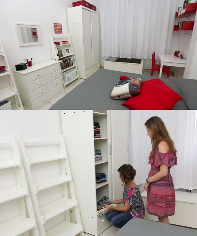 guarda-roupa bali para decoracao para quarto feminino