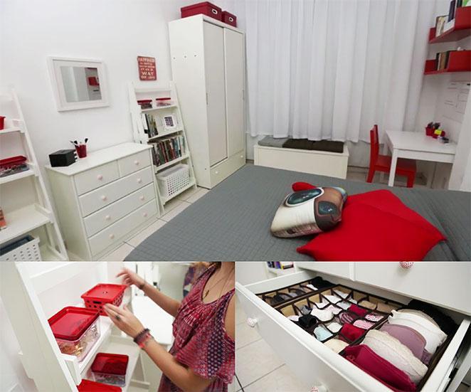 decoracao para quarto feminino