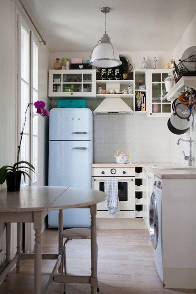 mesas de cozinha dobraveis para espacos pequenos