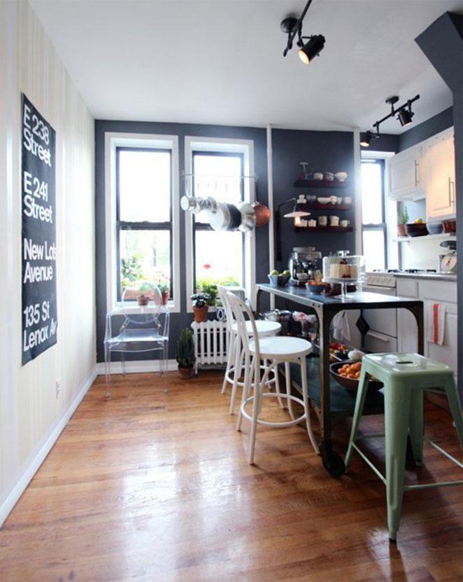 Mesas-de-cozinha-que-tambem-servem-como-ilha