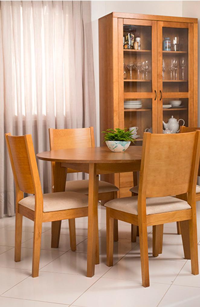 Jogo De Sala De Jantar Rustico ~ Madeira, madeira e mais madeira