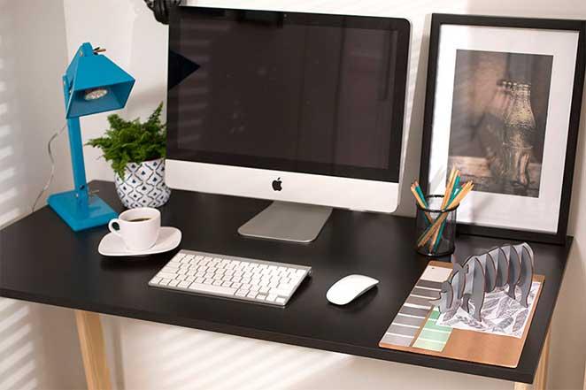 escrivaninha para escritorio moderno