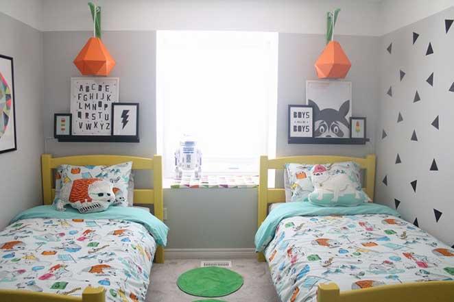 quarto infantil masculino
