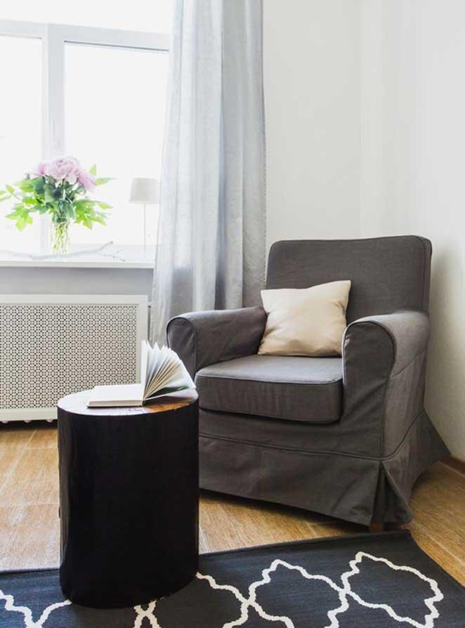 apartamento pequeno sala pequena