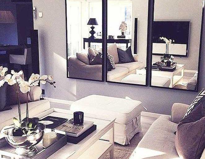 ideias para decorar ambientes pequenos