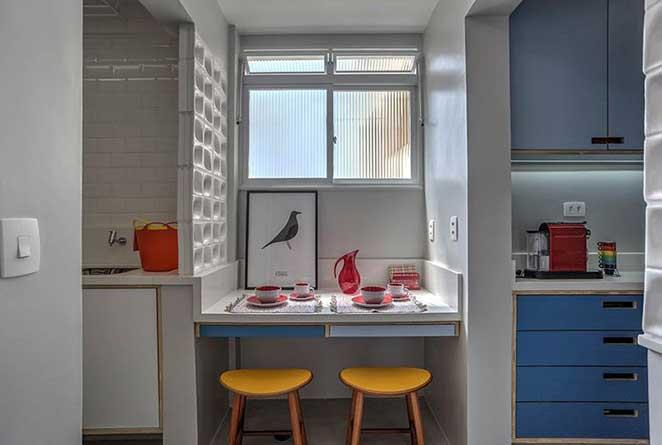 decorar ambientes pequenos