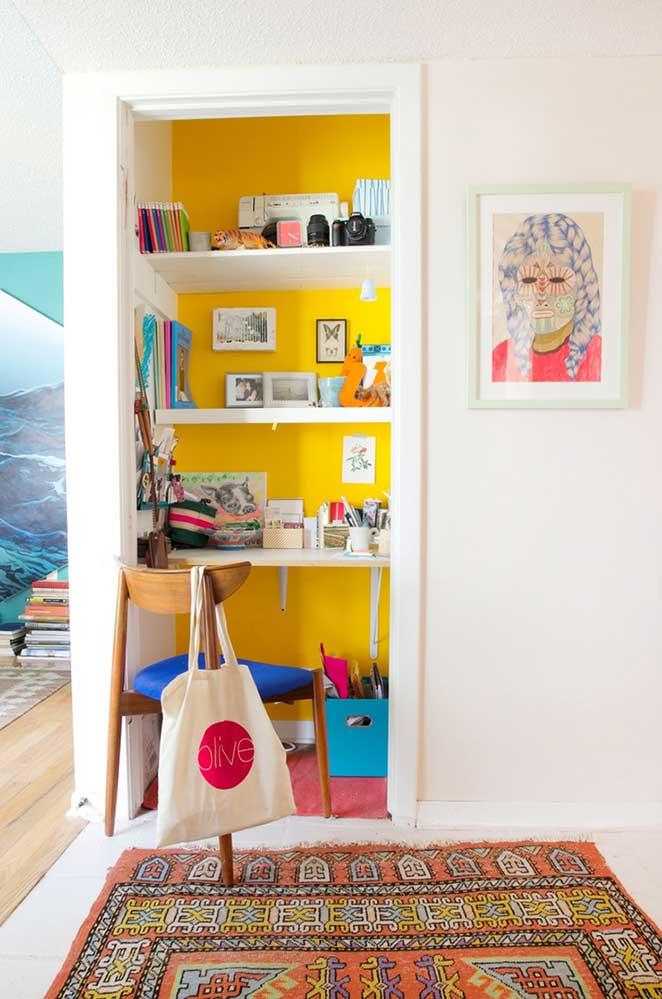 Pinturas diferentes para paredes - Storage ideas for small office spaces paint ...