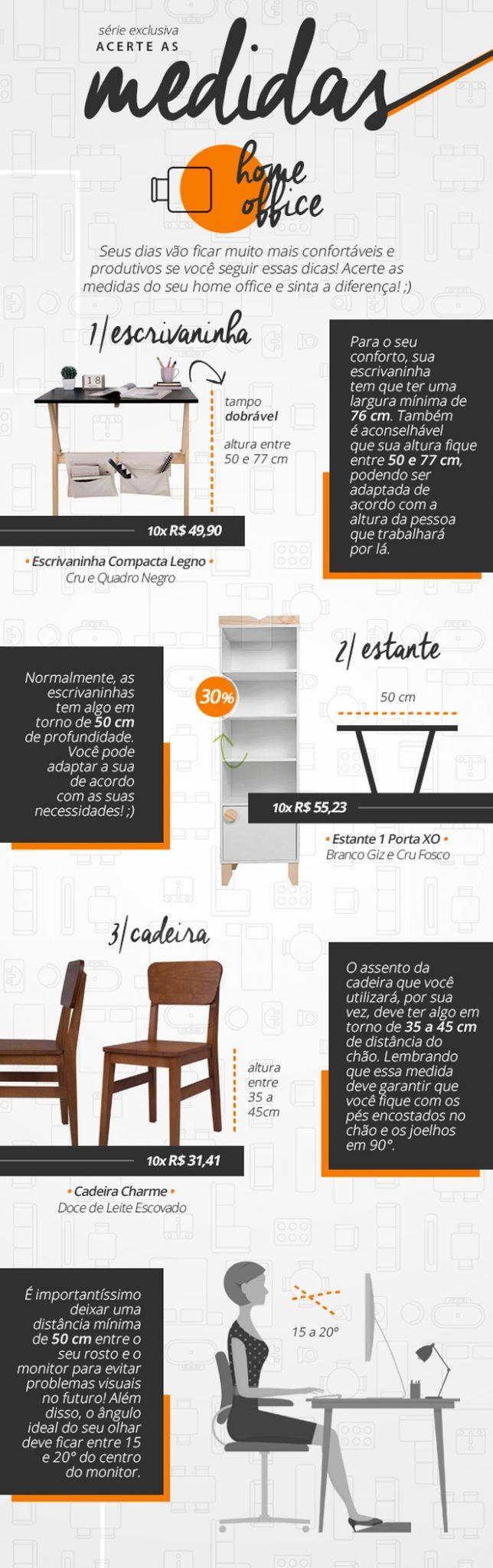 serie acerte as medidas home office