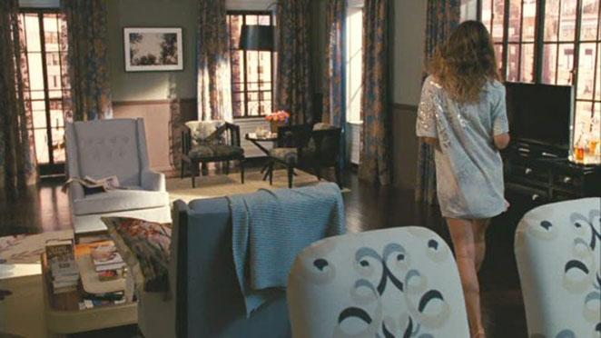 decoracao-de-filmes-sex-and-the-city-sala-de-estar