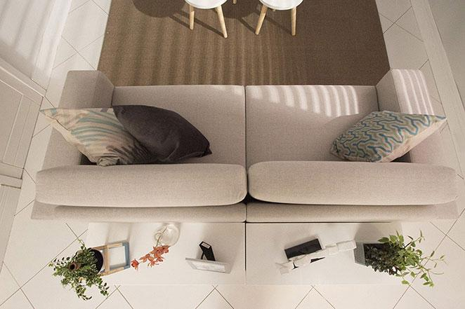 sala-de-estar-moderna-sofa