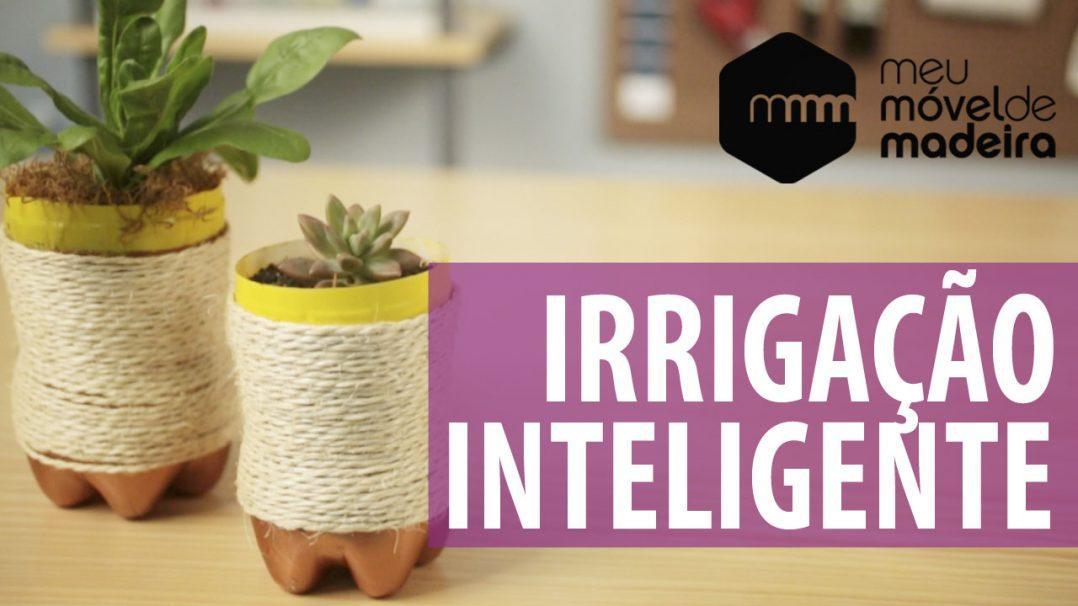decoracao de primavera sistema de irrigacao inteligente