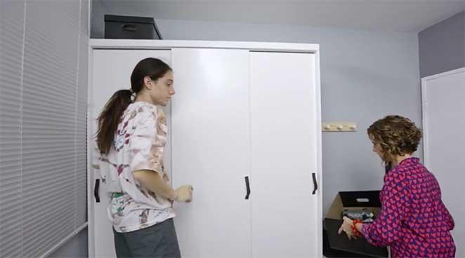 quarto masculino solteiro
