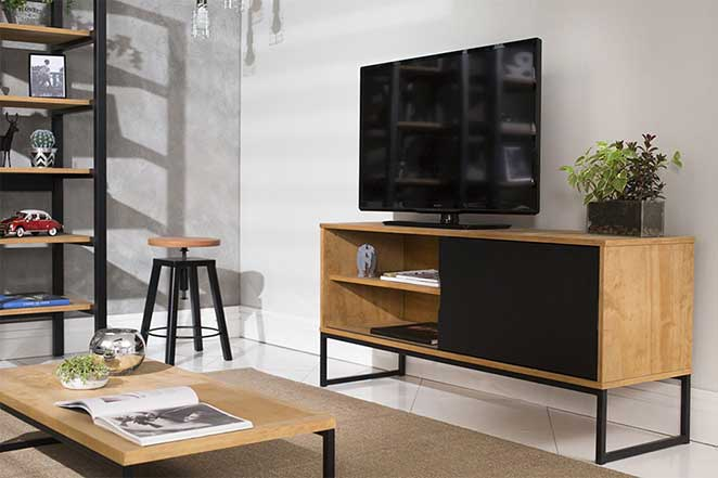 sala-de-estar-industrial-rack-para-tv