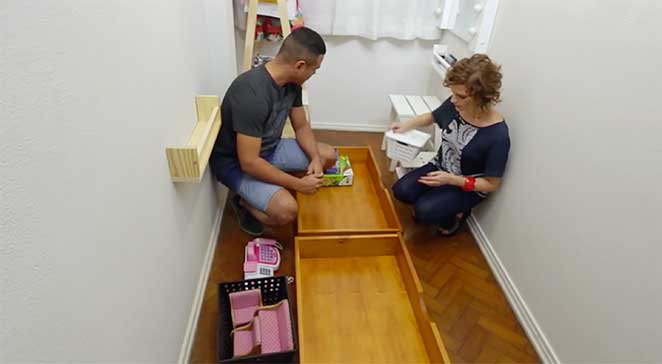 dicas de organizacao para quarto infantil pequeno e compartilhado