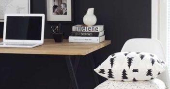 parede-preta-escritorio-delicado