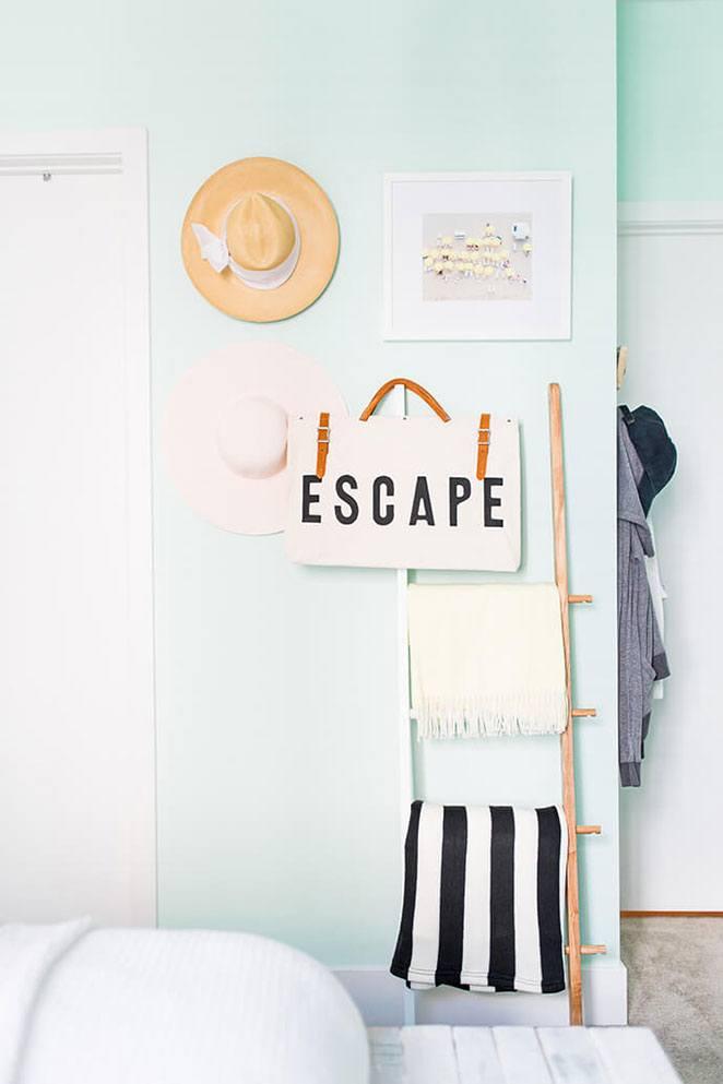 5 dicas para arrumar o quarto