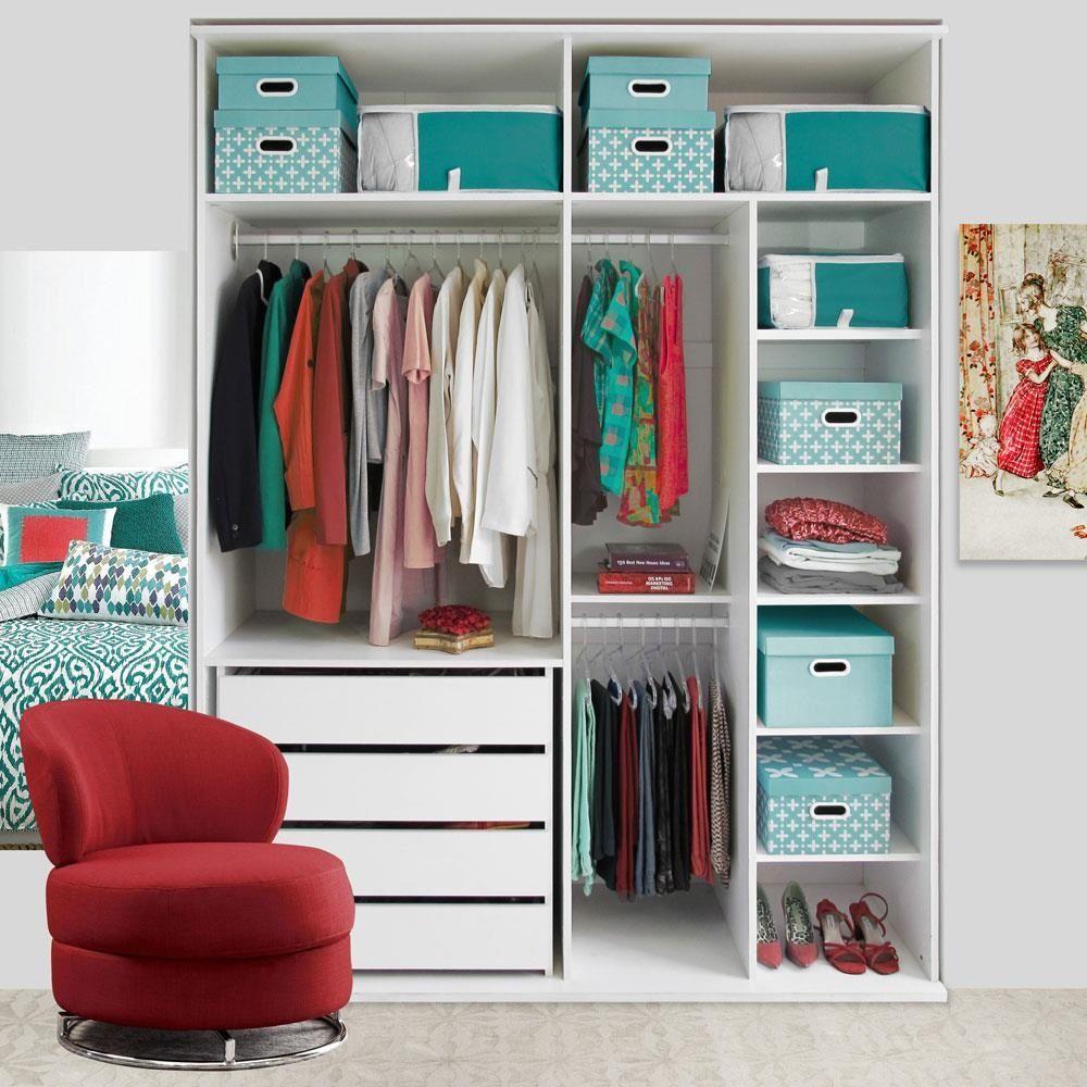 5 Dicas para organizar o closet e guarda-roupas