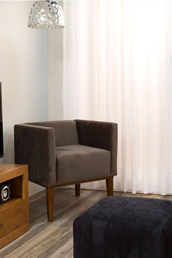 Sala De Estar Pequena Com Bar ~ sala pequena com dois sofás